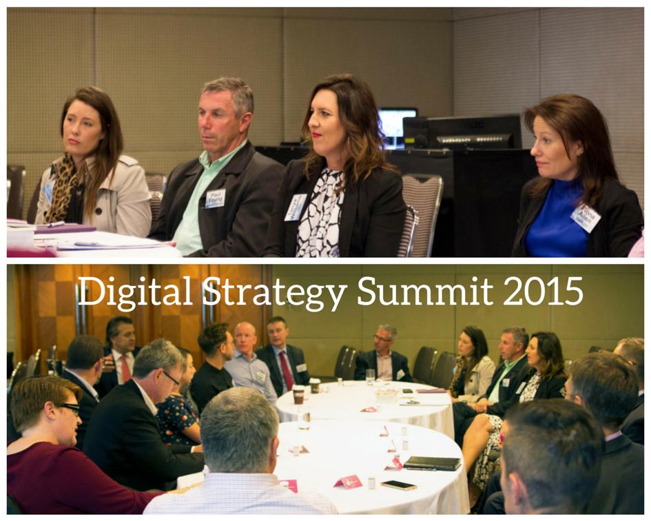Digital Strategy Summit 2015