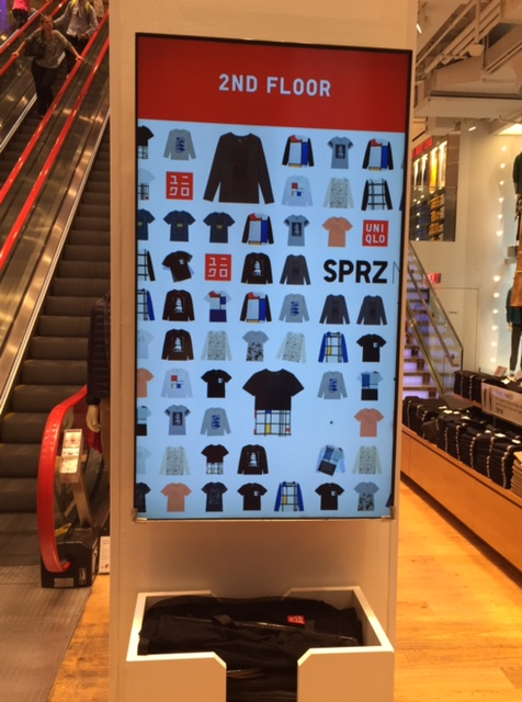 Latest Lcd Panel Design Gallery With Images: Digital And Fashion Collide!!