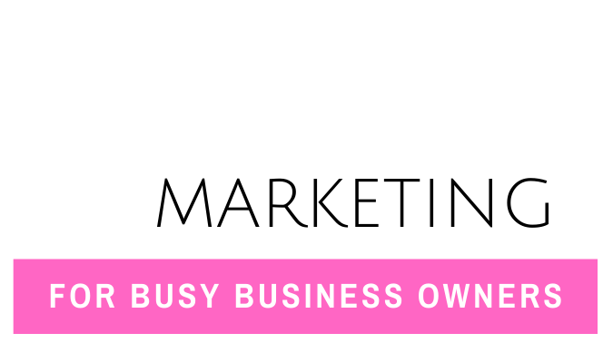 Simple Marketing for Busy Business Owners